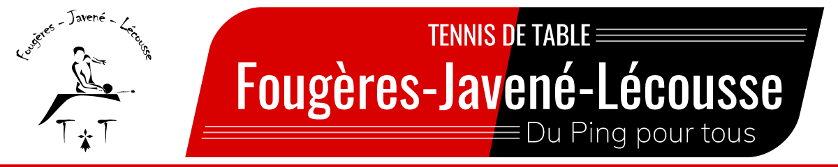 Tennis de Table Fougères-Javené-Lécousse