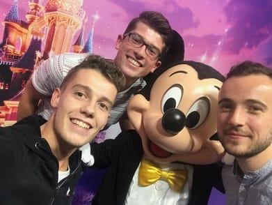 Le TTFJL chez Mickey