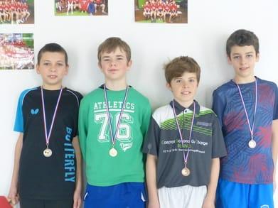 Circuit des Jeunes 2019-2020 | Tour 3
